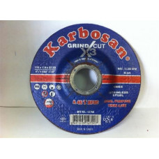 Vágó-tisztítókorong fémre INOX 115x1,9 Karbosan
