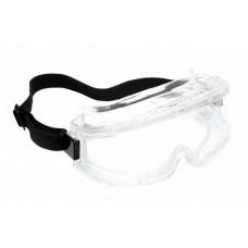 Gumipántos Challenger védőszemüveg.